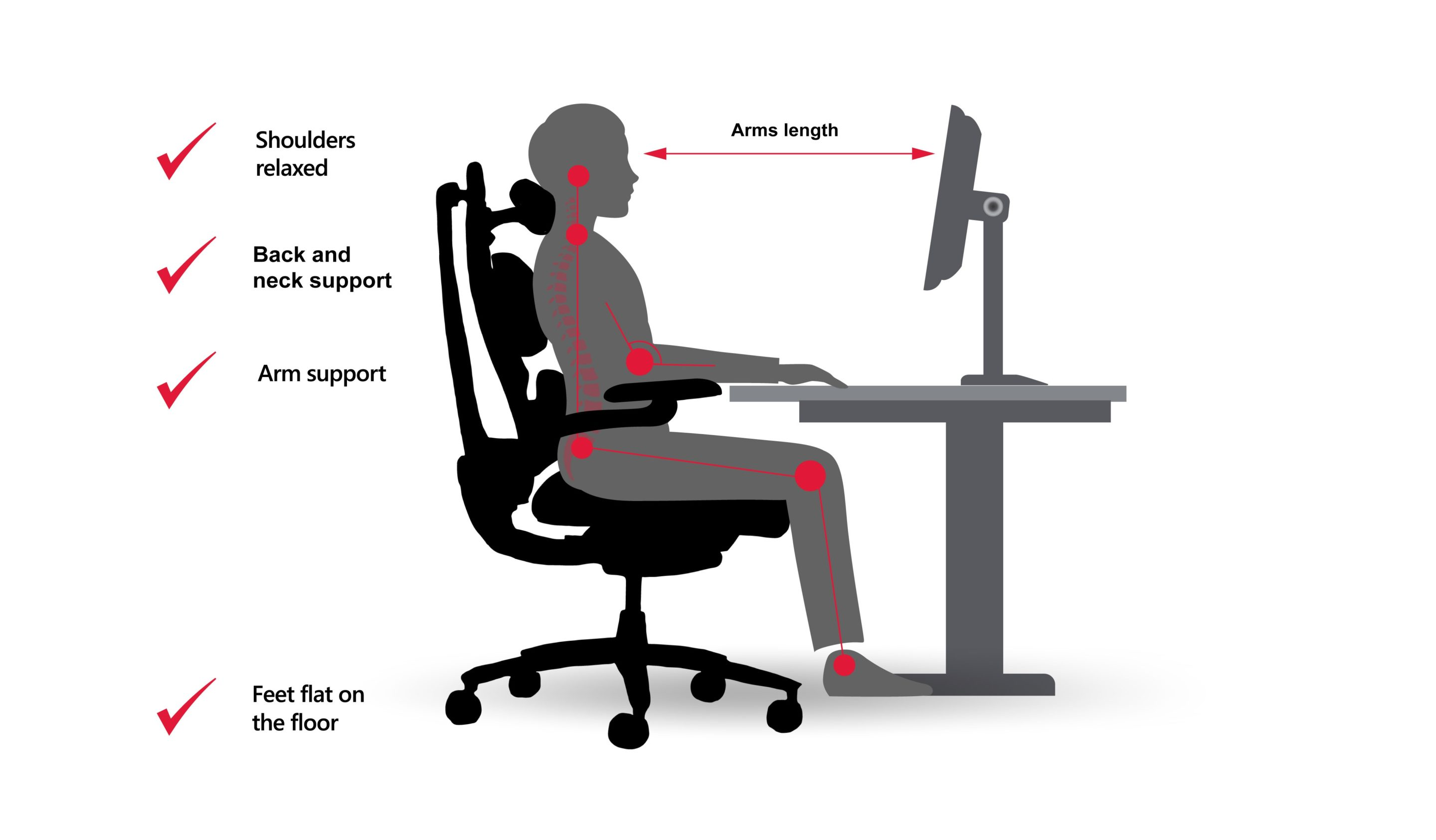 10 Ways to Correct Your Posture and Balance Out the Effects of Sitting All Day pics